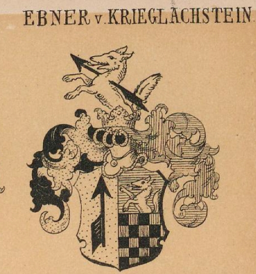 Ebner Coat of Arms / Family Crest 4