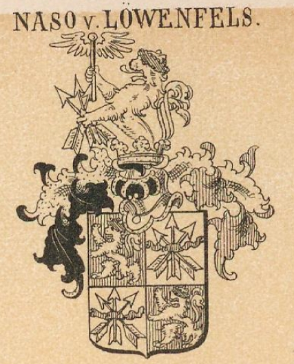 Naso Coat of Arms / Family Crest 1