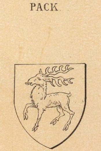 Pack Coat of Arms / Family Crest 2