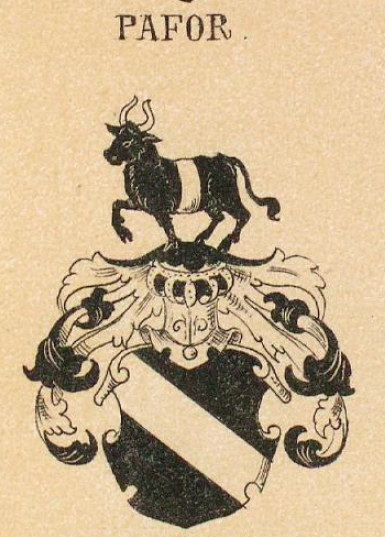 Pafor Coat of Arms / Family Crest 0