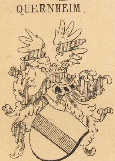 Quernheim Coat of Arms / Family Crest 1