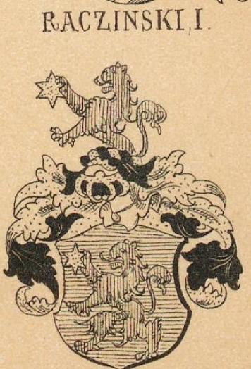 Raczinski Coat of Arms / Family Crest 0