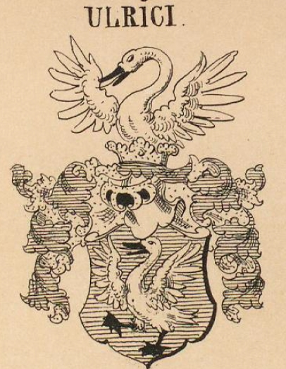 Ulrici Coat of Arms / Family Crest 0
