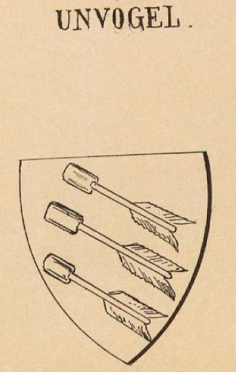 Unvogel Coat of Arms / Family Crest 0