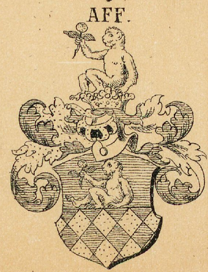 Aff Coat of Arms / Family Crest 0