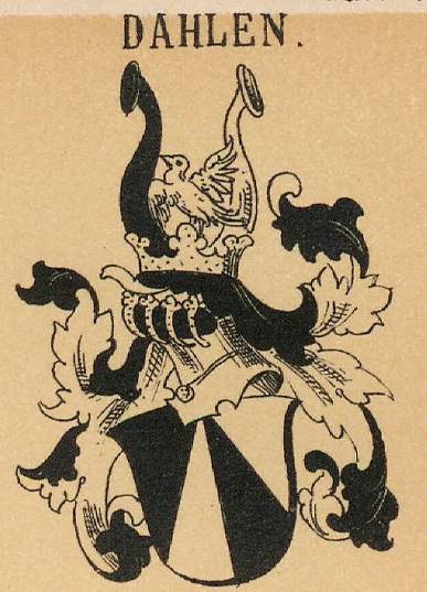 Dahlen Coat of Arms / Family Crest 0