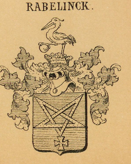 Rabelinck Coat of Arms / Family Crest 0