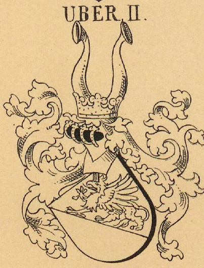 Uber Coat of Arms / Family Crest 1