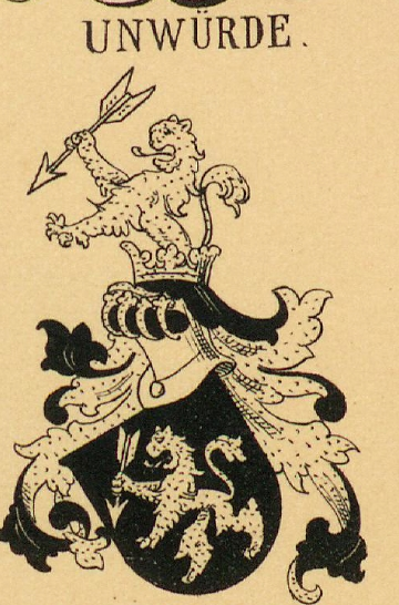 Unwurde Coat of Arms / Family Crest 0