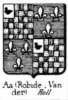 Aa Coat of Arms / Family Crest 10