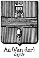 Aa Coat of Arms / Family Crest 2