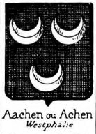 Aachen Coat of Arms / Family Crest 0