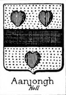 Aanjongh Coat of Arms / Family Crest 0
