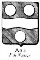 Aaz Coat of Arms / Family Crest 1