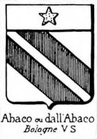 Abaco Coat of Arms / Family Crest 0