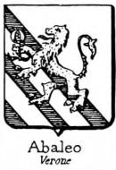 Abaleo Coat of Arms / Family Crest 0