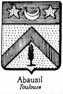 Abausil Coat of Arms / Family Crest 0