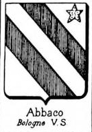 Abbaco Coat of Arms / Family Crest 0
