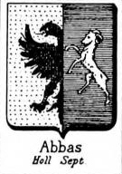 Abbas Coat of Arms / Family Crest 0
