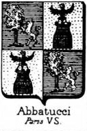 Abbatucci Coat of Arms / Family Crest 0