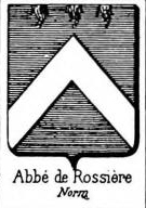 Abbe Coat of Arms / Family Crest 3