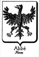 Abbe Coat of Arms / Family Crest 0