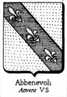 Abbenevoli Coat of Arms / Family Crest 0