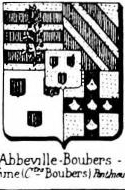 Abbeville Coat of Arms / Family Crest 2