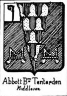 Abbott Coat of Arms / Family Crest 1