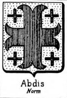 Abdis Coat of Arms / Family Crest 0