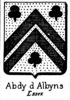Abdy Coat of Arms / Family Crest 0