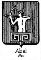 Abel Coat of Arms / Family Crest 2