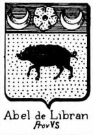 Abel Coat of Arms / Family Crest 8