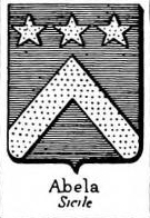 Abela Coat of Arms / Family Crest 2