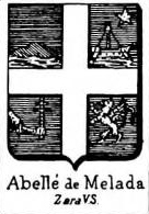 Abelie Coat of Arms / Family Crest 0