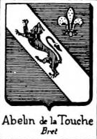 Abelin Coat of Arms / Family Crest 1