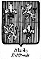 Abels Coat of Arms / Family Crest 0