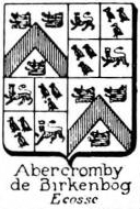 Abercromby Coat of Arms / Family Crest 2