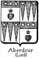 Aberdour Coat of Arms / Family Crest 0