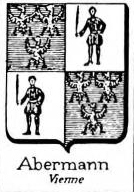Abermann Coat of Arms / Family Crest 0
