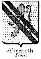 Aberneth Coat of Arms / Family Crest 0