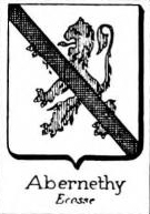 Abernethy Coat of Arms / Family Crest 0