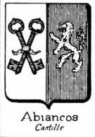 Abiancos Coat of Arms / Family Crest 0