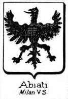 Abiati Coat of Arms / Family Crest 0