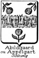 Abildgaard Coat of Arms / Family Crest 1