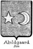 Abildgaard Coat of Arms / Family Crest 0