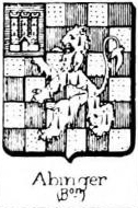 Abinger Coat of Arms / Family Crest 0