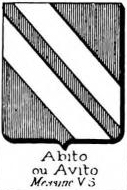 Abito Coat of Arms / Family Crest 1
