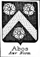 Abos Coat of Arms / Family Crest 0