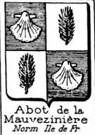 Abot Coat of Arms / Family Crest 0